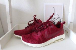 Nike Air Max Motion Sneaker Weinrot