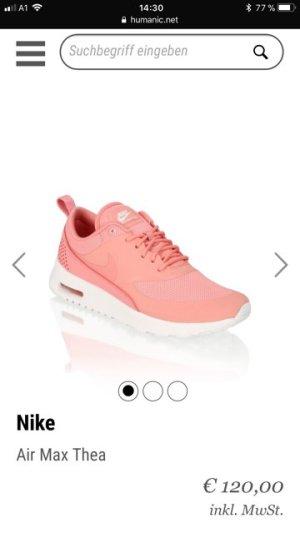 Nike Air Max neu Größe 38 Farbe Lachs