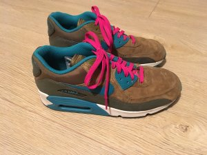 nike air max grün wildleder