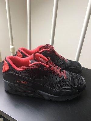 Nike Air Max rot/schwarz Größe 38,5