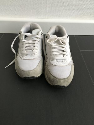 Nike Air Max Schuhe Weiß Grau