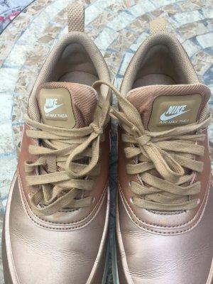 Nike Air Max Sneaker rosegold, Gr. 38