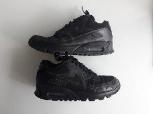Nike Air Max Sneaker schwarz 38