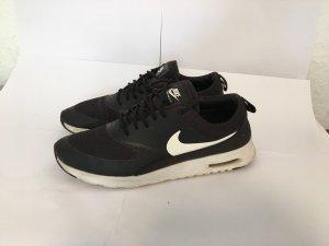 Nike Air Max Sneaker schwarz