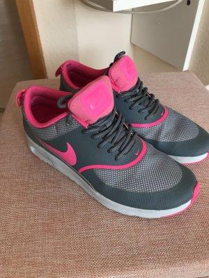 Nike Sneakers met veters grijs-roze
