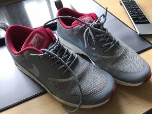 Nike Zapatilla brogue gris-magenta