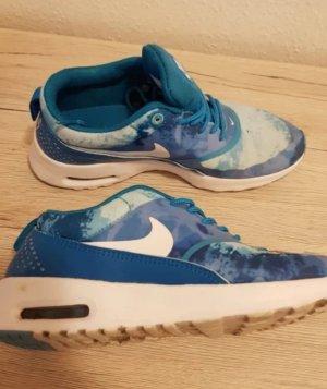 Nike Air Max thea blau Print