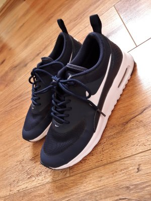 Nike Air Max Thea dunkelblau weiß Gr. 36,5