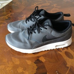 Nike Sneakers anthracite-black