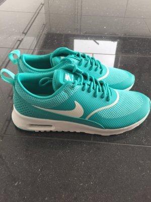 Nike Air Max Thea Gr. 38 NEU Sneaker Sportschuhe Türkis weiß