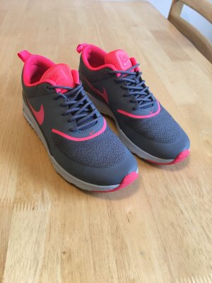 Nike Air Max Thea grau/koralle