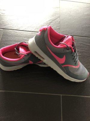 Nike Air Max Thea, grau, pink