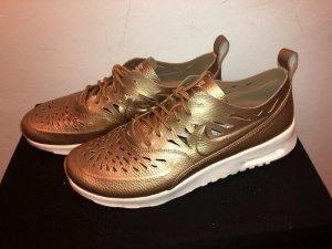Nike Zapatilla brogue color bronce
