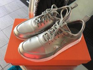 Nike Air Max Thea metallic Silber 39