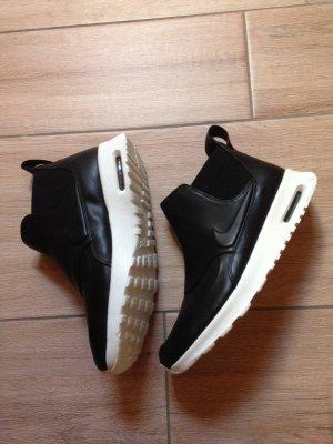 Nike Air Max Thea Mid Größe 41 schwarz