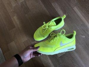 Nike Air Max Thea neon gelb