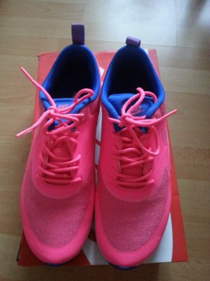 Nike Sneaker magenta-blu