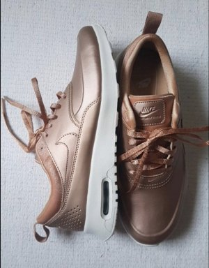 Nike Air Max Thea Rosegold Sneaker Größe 40
