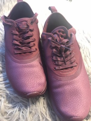 Nike Sneaker stringata bordeaux-carminio