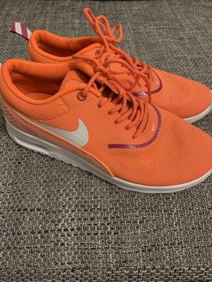 Nike Zapatilla brogue naranja
