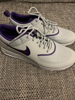 Nike Zapatilla brogue lila-gris claro