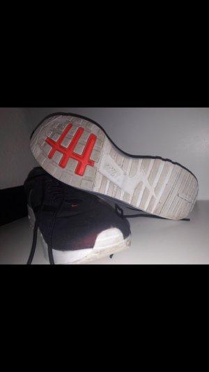 Nike Air Max Thea - Schwarz/Rot - Größe 42