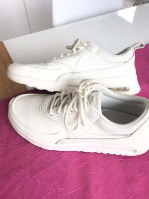 Nike AIR MAX Thea * Sneaker weiß * Premium Leather * Gr.38,5 * Special Edition
