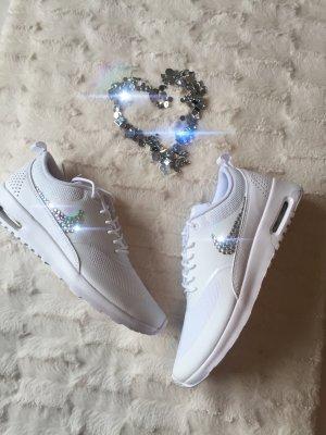 Nike Air Max Thea Swarovski Strass Glitzer Neu 39 Schuhe  Sneakers