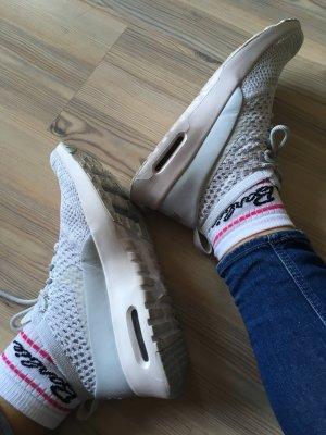 Nike Air Max Thea Ultra Fly Knit pure Platinum weiß Turnschuhe