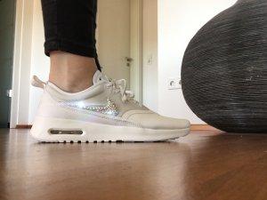 Nike Air Max Thea Ultra Premium Swarovski Weiß 38,5 Neu Ovp