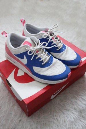 Nike Air Max Thea weiß pink blau Gr. 40 8.5 Blogger