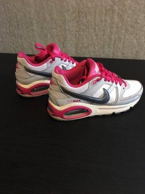 Nike Air Max weiß /pink 36/37