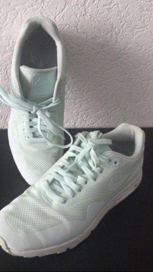Nike Zapatilla brogue azul bebé-menta