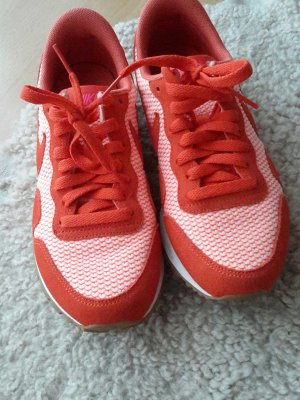 Nike Air Orange Neon Turnschuhe/Sneaker