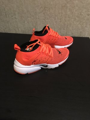 Nike Air Presto Ultra Flyknit 37 neon orange