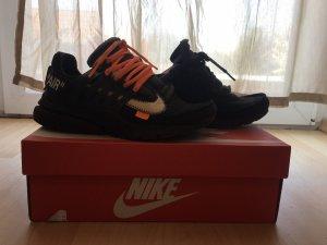 Nike Air Presto x Off - White Black