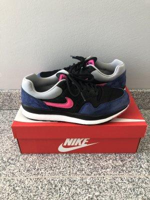 NIKE Air Safari Sneaker Turnschuhe blau pink schwarz