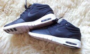 Nike Air SB Janoski Max Sneaker in 39 (6,5), Schwarz / Weiß, NEUw
