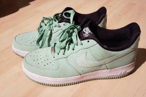 Nike Air Schuhe - Air Force 1 - hell-/mintgrün - Größe 41