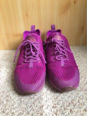 Nike air Schuhe lila, Gr. M