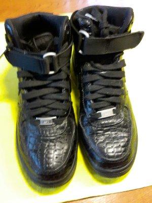 Nike Air Sneaker, 38, schwarz