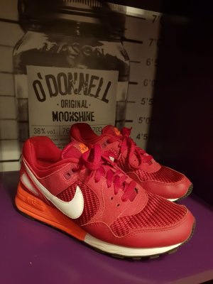 Nike Zapatillas rojo oscuro