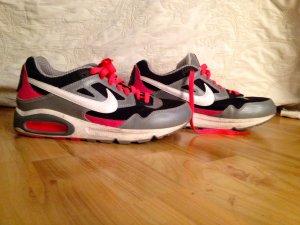 Nike Air Sneaker pink-grau-weiß