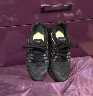 Nike air Sneaker Schwarz weiß