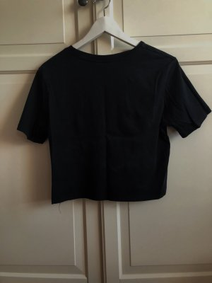 Nike AIR T-Shirt schwarz