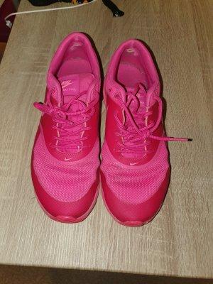 Nike Sneaker stringata rosa-fucsia neon