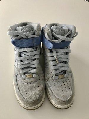 Nike Airforce 1 HI eisblau