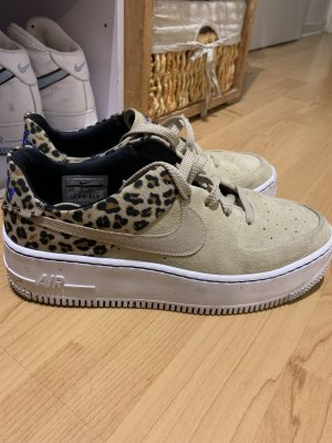 Nike AirForce 1 Leopard