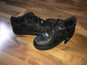 Nike Airforce schwarz