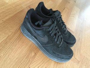 Nike Airforce schwarz Gr 40